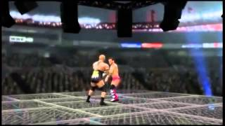getlinkyoutube.com-WWE EXTREME MOMENTS - WWE '13 Bumps & Edits