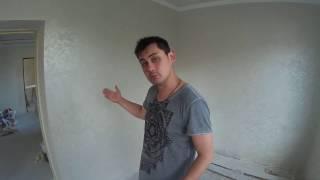 getlinkyoutube.com-Нанесення декоративної штукатурки у деталях від Назра Мельника. Тернопіль. FEIDAL.