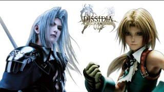 getlinkyoutube.com-Dissidia 012 Final Fantasy: Sephiroth (eks2009) vs Zidane (Ramen)