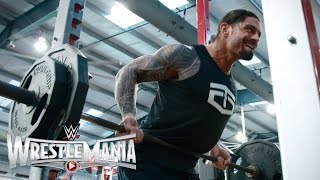 getlinkyoutube.com-Roman Reigns' WrestleMania workout
