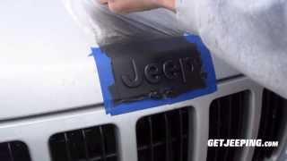 getlinkyoutube.com-How To: Plasti Dip Emblems - GetJeeping