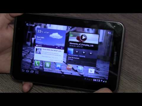 Samsung Galaxy Tab 2 310 / P3100 in depth Review - iGyaan HD