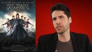 getlinkyoutube.com-Pride & Prejudice & Zombies - movie review