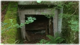 getlinkyoutube.com-Metal detecting Hitlers Bunkers from the SS Wehrmacht WW2 in Germany, E Trac