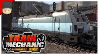 Train Mechanic Simulator 2017 - REPAIR MASTER!
