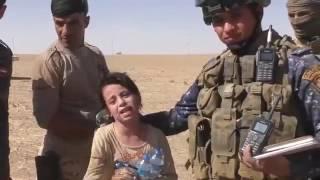 getlinkyoutube.com-طفلة عراقية موصلية هزت مشاعر العالم بكلام اسمع ماذا قالت عن القوات الأمنية شاهد 2017