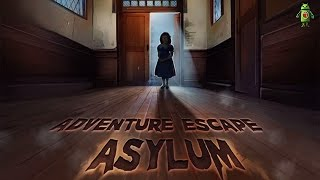 getlinkyoutube.com-Adventure Escape: Asylum Chapter 7 - Walkthrough