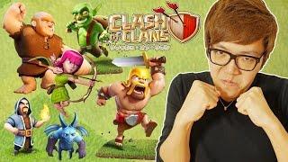getlinkyoutube.com-【クラクラ】クラッシュ・オブ・クランで初クラン対戦!【ヒカキンゲームズ】