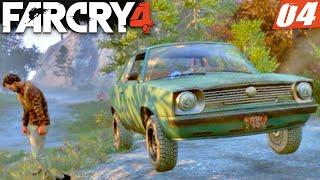getlinkyoutube.com-Far Cry 4 - Roubando Carro