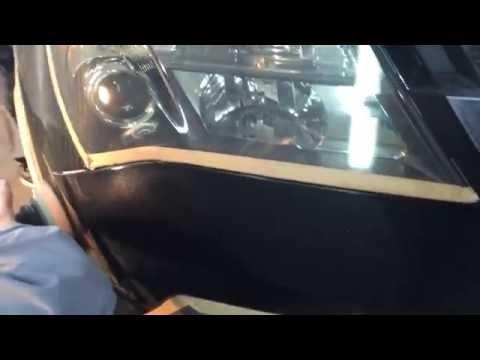 Полировка Акуры MDX черного цвета в ADS Detailing Studio