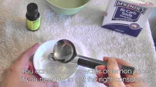 getlinkyoutube.com-FADE ACNE SCARS FAST! Natural home made whitening mask! Plus BLOOPERS!