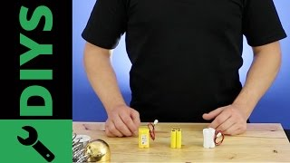 getlinkyoutube.com-DIY Battery Pack Rebuild
