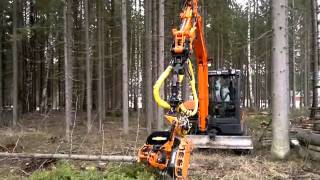 getlinkyoutube.com-Light effective excavator harvester.mp4