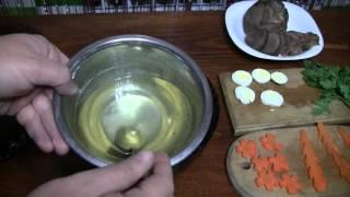 getlinkyoutube.com-Как приготовить заливное с говяжьего языка (Наша кухня)