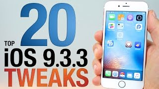 getlinkyoutube.com-Top 20 iOS 9.3.3 Cydia Tweaks! Pangu Jailbreak Compatible