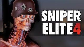 getlinkyoutube.com-Sniper Elite 4 - ОХОТА НА ЭЛИТНОГО СНАЙПЕРА