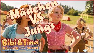 "getlinkyoutube.com-BIBI & TINA 3 - ""Mädchen Gegen Jungs"" - Das Musikvideo  (Jetzt im Kino!)"