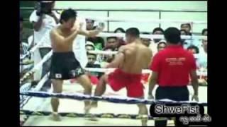 getlinkyoutube.com-Myanmar Lethwei vs Japan kickboxing