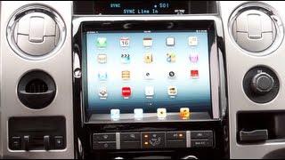getlinkyoutube.com-iPad Dash Install - Soundman F150