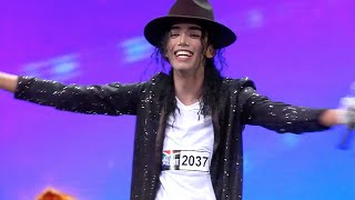 getlinkyoutube.com-SA's Got Talent 2016: Eagan Feb (Michael Jackson Impersonator)