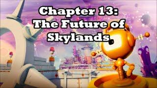 getlinkyoutube.com-Skylanders: Trap Team - Blind Playthrough (Part 13 - The Future of Skylands + Wolfgang Boss)