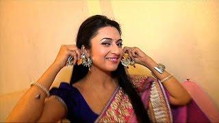 getlinkyoutube.com-Divyanka Tripathi Gift Segment - Part 01
