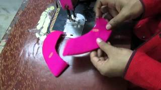 getlinkyoutube.com-How to Make Peter pan Collar part 3 of 3 hindi