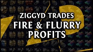 getlinkyoutube.com-ZIGGYD TRADES: How I Made Currency on Day 2 of Breach - Path of Exile Trading Guide