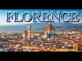 Florence Italy Virtual Walking Tour June 2018 4K