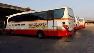 getlinkyoutube.com-Barisan Bus Harapan Jaya di Rumah Makan UUN
