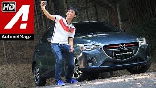 getlinkyoutube.com-Review All New Mazda2 SkyActiv GT 2015 Indonesia