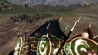 getlinkyoutube.com-Full Invasion 2 Event -Battle of Helms Deep