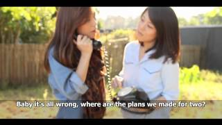 getlinkyoutube.com-Jayesslee | Payphone - Maroon 5 | Subbed w/ lyrics