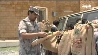 getlinkyoutube.com-العربية ترافق الحرس السعودي على حدود اليمن
