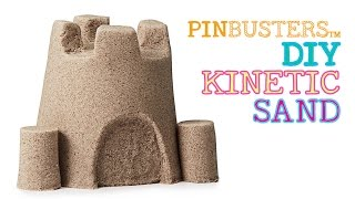 Making Kinetic Sand // DOES THIS REALLY WORK?