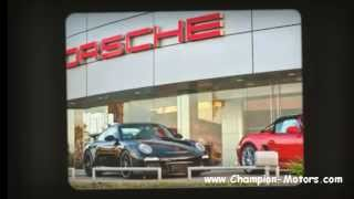 [Buy Porsche Fort Lauderdale -- Consult with Experts of Champ...]