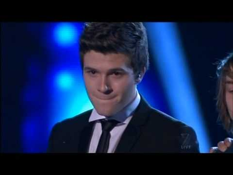 What About Tonight Vs Nathaniel - Live Decider 2 - The X Factor Australia 2012 - Top 11 [FULL]