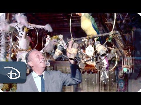 Imagineers Go Behind the Scenes at Walt Disney's Enchanted Tiki Room