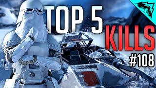 getlinkyoutube.com-Battlefront: Top EPIC Moments (Double TOW Cable, Jedi Killstreak, XWing Barrel Roll) WBCW #108