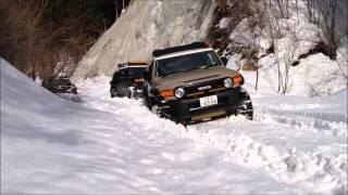 snow attack 2015/2/7 FJ Cruiser Off-Road FHSS49
