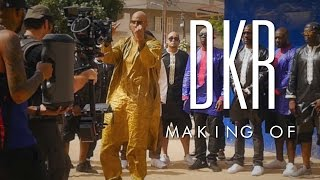 Booba - Le Making Of du clip DKR