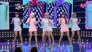 getlinkyoutube.com-헬로비너스_차 마실래? (Would You Stay For Tea? by HELLOVENUS@Mcountdown 2013.5.16)