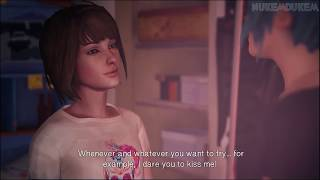 getlinkyoutube.com-Life is Strange Kiss Chloe & Don't Kiss Chloe Chaos Theory Episode 3