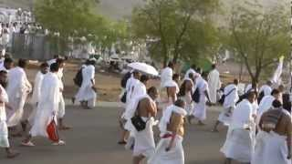 getlinkyoutube.com-HAJJ 2012 - WAY TO ARAFAT