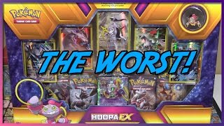 getlinkyoutube.com-Pokemon Cards- Opening The WORST Early Hoopa EX Legendary Collection Box EVER!