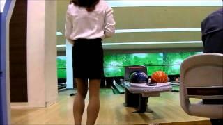 getlinkyoutube.com-女装でボーリング 吉野桜110108-3.wmv
