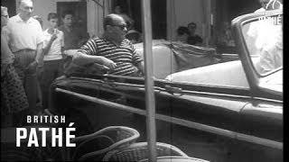 VIDEO: LE VACANZE A CAPRI NEL 1958