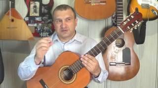 getlinkyoutube.com-Техника гитариста. Технический минимум. Уровень №1