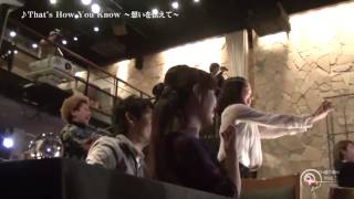 getlinkyoutube.com-フラッシュモブ サプライズプロポーズ in 大阪 [Emotion Rise] Flash Mob for proposal