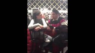 Saludo De Fabi y Romi Grupo Play Para Tentacion Cumbiera